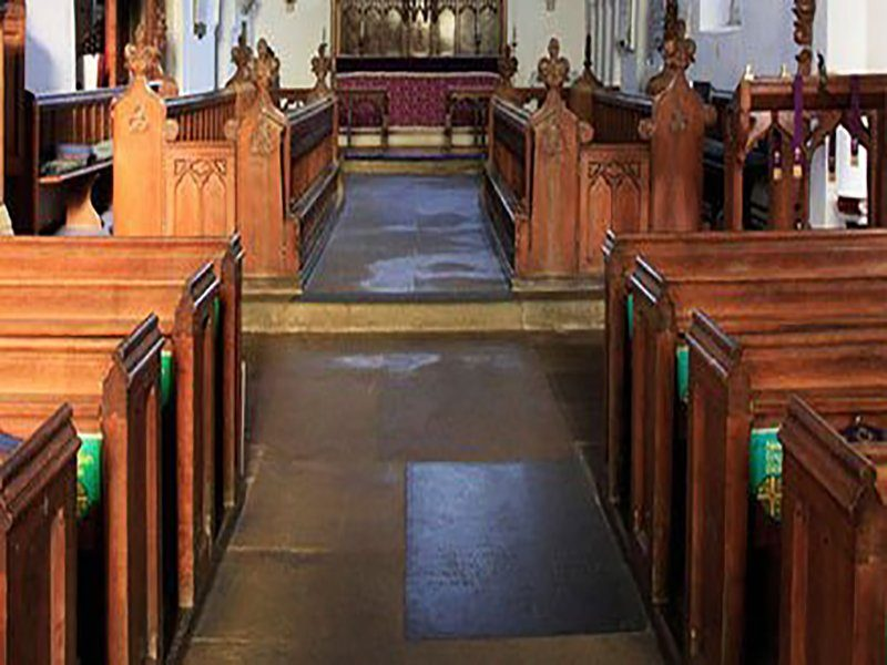 Bespoke church furnishings and remodelling