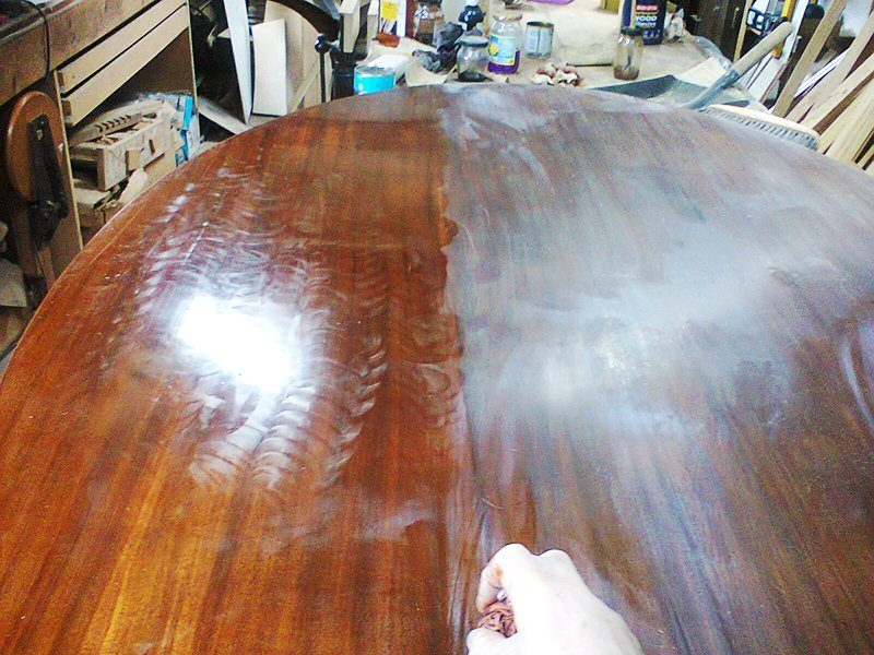 French Polishing – Expert shellac coating services in Sheffield